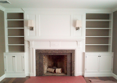 Mt. Kisco Fireplace Renovation