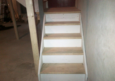 Portchester Stairway Project-4-2