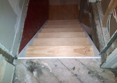 Portchester Stairway Project-6-2