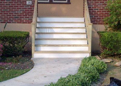 White Plains Porch Stairs-3-2