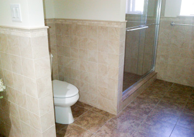 Chappaqua Bathroom Remodel by Gustavo Lojano 2