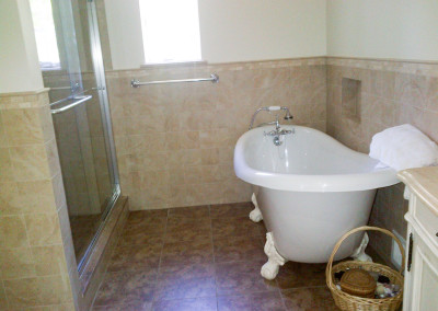 Chappaqua Bathroom Remodeling Project