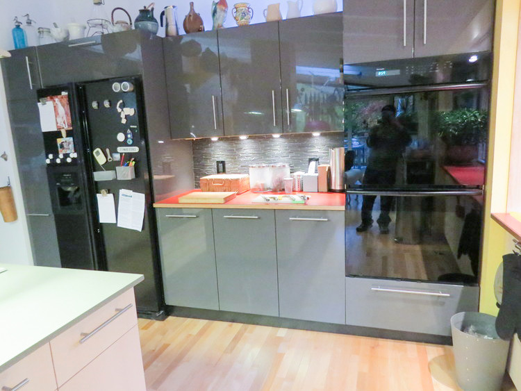 Kitchen Remodeling Project in Irvington