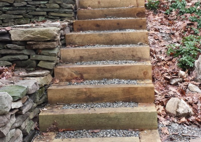 Pound Ridge NY Exterior Stairs Photo 1