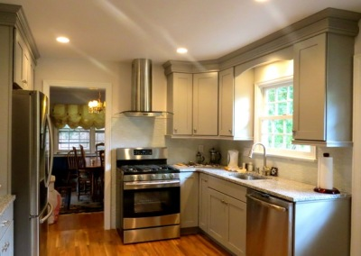 Pelham Kitchen Remodeling Project