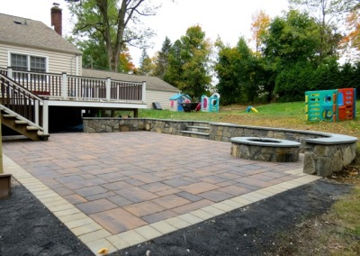 Peekskill Patio Project