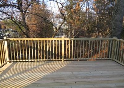 Phillipsburg Manor Deck Project Photo 2