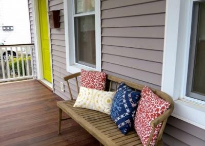 Sleepy Hollow Porch Photo 2