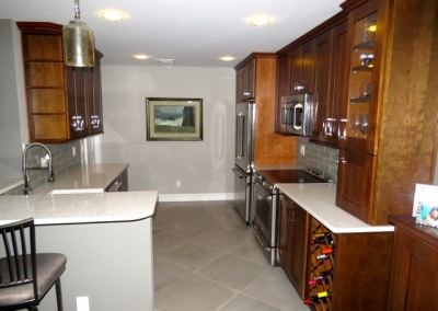 Millwood Kitchen Remodeling Project Photo 1
