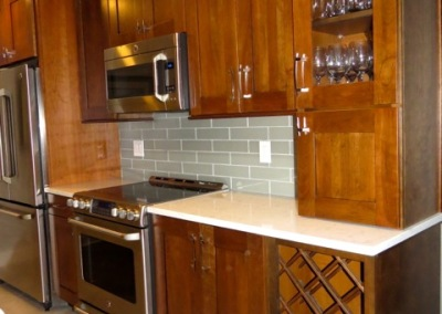 Millwood Kitchen Remodeling Project Photo 5
