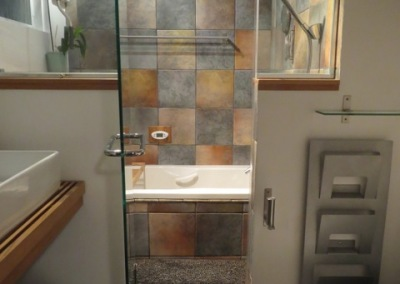 Irvington Bath Remodel Project Photo 5