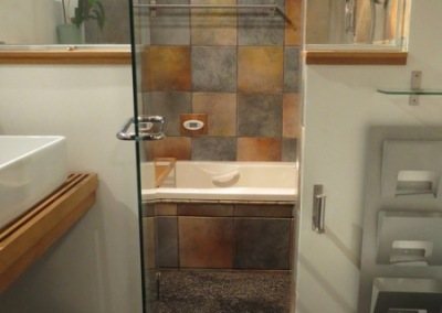Irvington Bath Remodel Project Photo 4