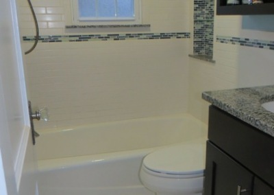 Valhalla Bathroom Renovation Project Photo 5