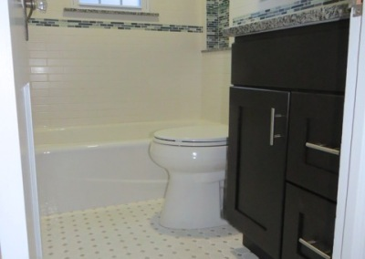 Valhalla Bathroom Renovation Project Photo 1