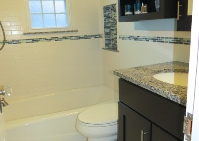 Valhalla Bathroom Renovation Project Photo 6