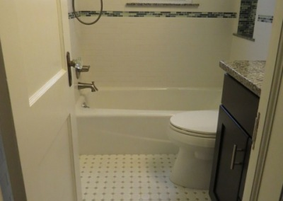 Valhalla Bathroom Renovation Project Photo 8
