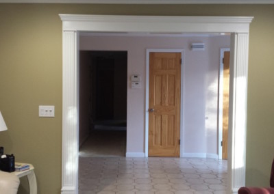 Hartsdale Custom Trim Work Project