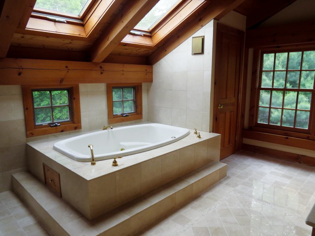 Croton Master Bathroom Remodel Gustavo Lojano General Contractor Inc - Bathroom remodel before and after pics