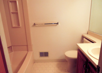 Peekskill Bathroom Remodel Before & After Photo -2