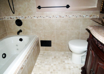 Peekskill Bathroom Remodel Before & After Photo -3