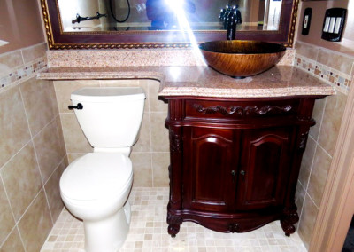Peekskill Bathroom Remodel Before & After Photo -9