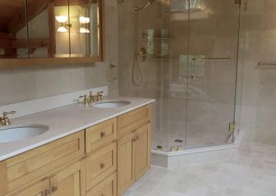 Croton Luxury Master Bathroom Renovation Project-vanity2