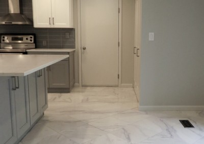 New Rochelle Modern Kitchen Remodeling Project-1