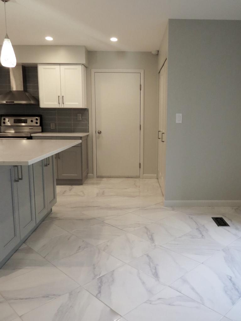New Rochelle Modern Kitchen Remodeling Project Gustavo Lojano