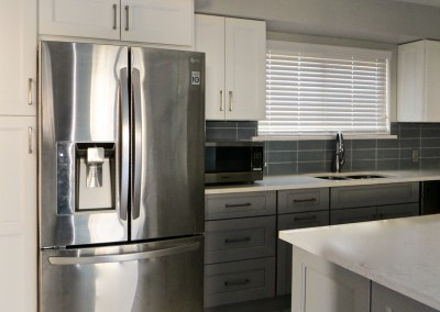 New Rochelle Modern Kitchen Remodeling Project-12