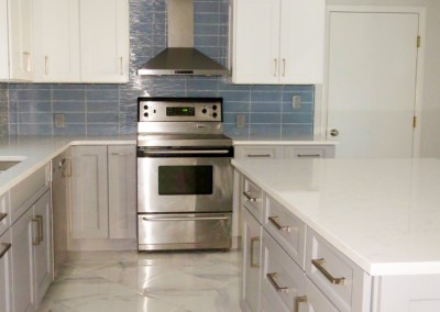 New Rochelle Modern Kitchen Remodeling Project