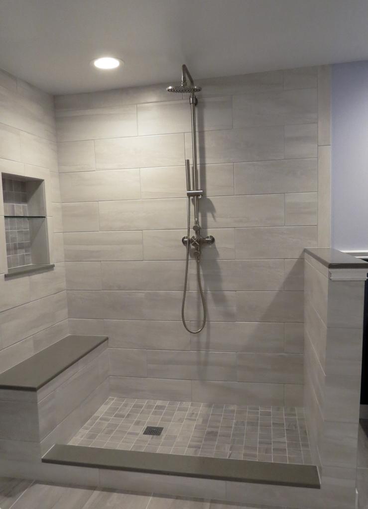 Ossining Luxury Master Bathroom Renovation