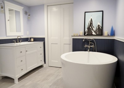Ossining Luxury Master Bathroom Renovation