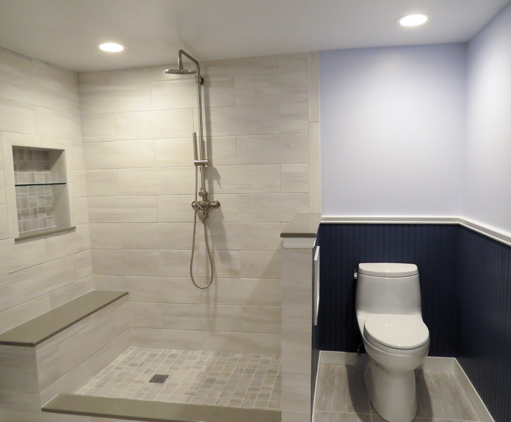 Ossining luxury master bathroom renovation gustavo for Master bath renovation