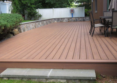 New Rochelle Deck and Walkway