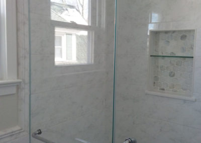 Ossining Bathroom Renovation, 2018
