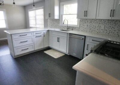 Eastchester Kitchen & Bathroom Remodel